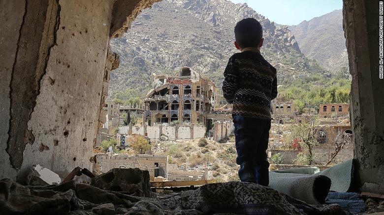 "Photo of UN: ""Yemeni humanitarian crisis worst in the world"""