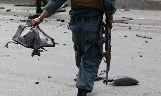 Photo of Explosion heard in Kabul
