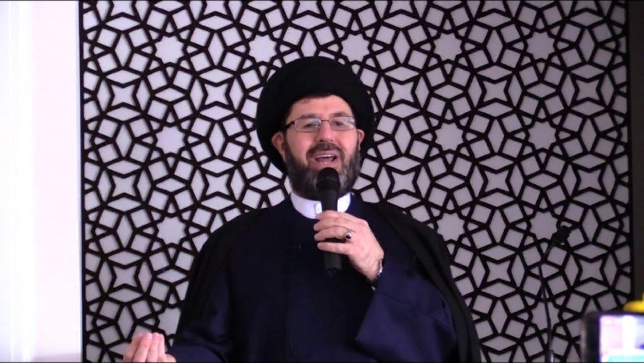 Photo of Sayyed Hassan al-Qazwini