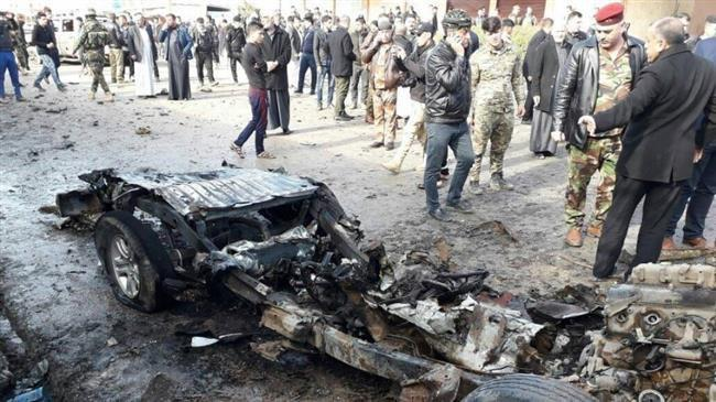 Photo of Car bomb attack kills 3, injures dozen in northern Iraqi city of Tal Afar