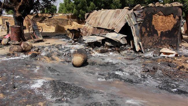 Photo of Boko Haram kills 13 soldiers, a policeman in Nigeria
