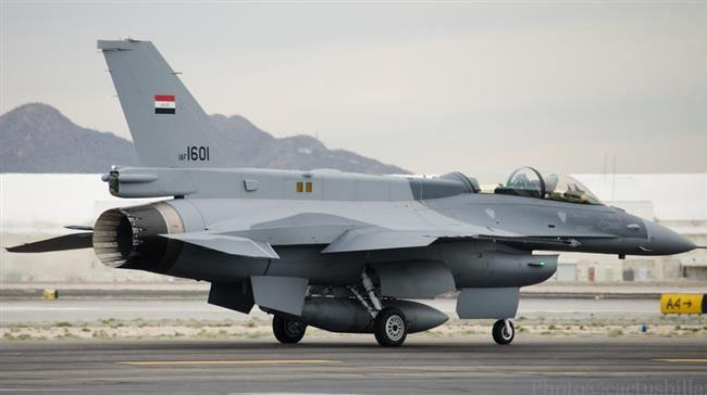 Photo of Iraqi warplanes hit strategic Daesh position in eastern Syria, kills 30 commanders
