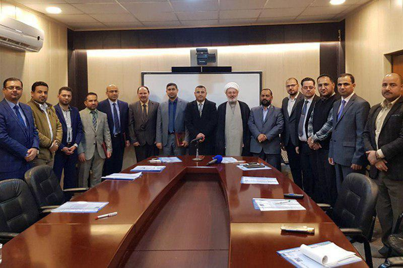 Photo of Adam Center studies reforms in Iraq's election laws