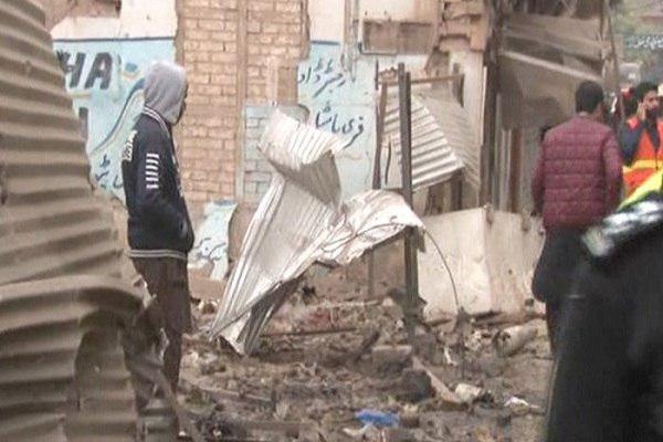 Photo of Six injured in blast near mosque in Pakistan's Peshawar