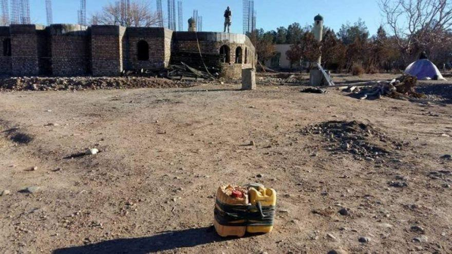 Photo of Police forces thwart militants bid to detonate a mosque in Herat