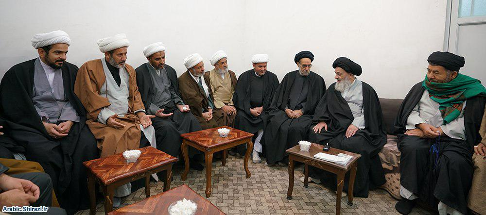 Photo of Religious activists visited Grand Jurist's office in holy Qom