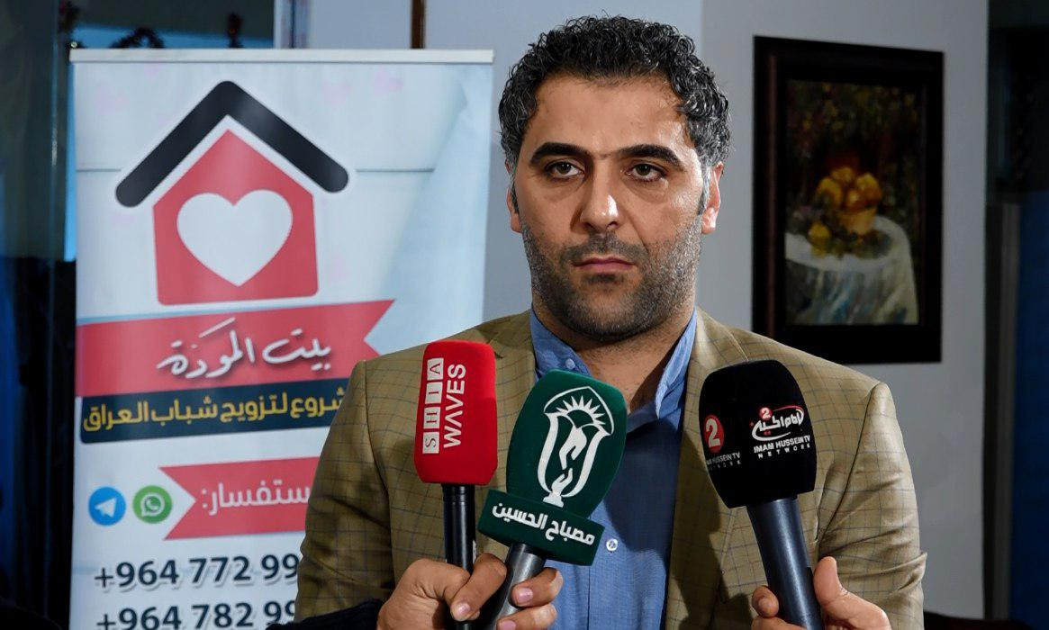 Photo of Farid Majeed: Beit al-Mawdah Project reflects principles and values of Imam Hussein