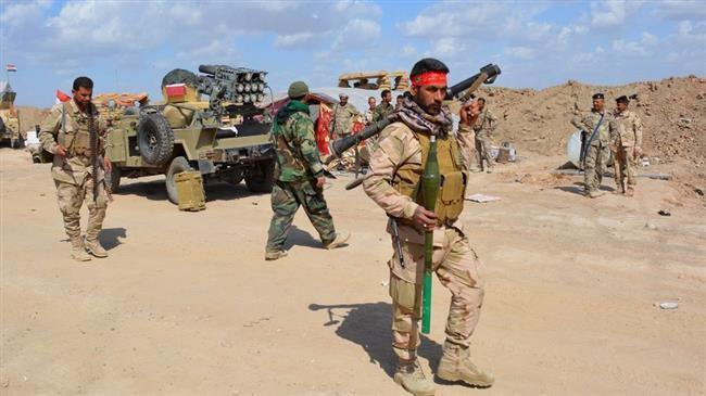 Photo of Iraqi Hashd al-Sha'abi forces kill, injure dozens of Daesh terrorists in Syria