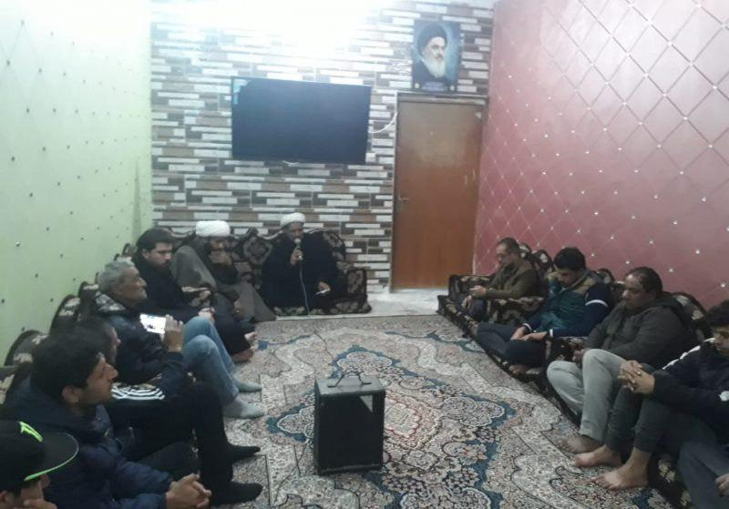 Photo of Anwar Al-Jawadayn Institute holds weekly gatherings in Baghdad