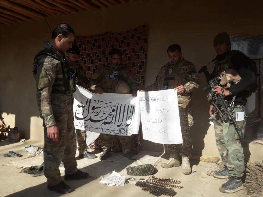 Photo of 5 senior Taliban leaders killed in Faryab operations