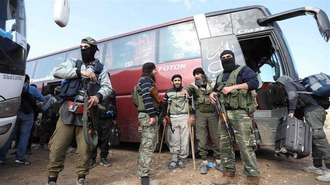 Photo of Hayat Tahrir al-Sham terrorists torturing opponents in northwestern Syria: HRW