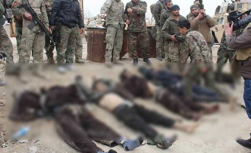 Photo of Afghan forces and Taliban suffer casualties in Sar-e-Pul clashes