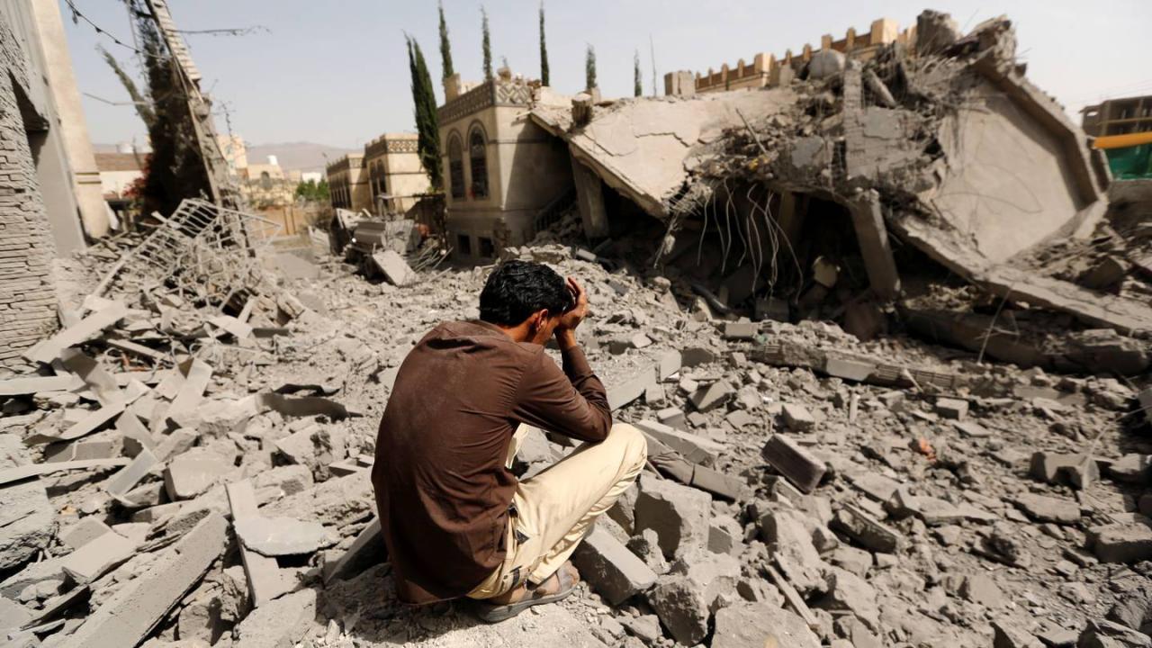 Photo of UN: grain stores in Yemen's Hodeidah 'at risk of rotting'