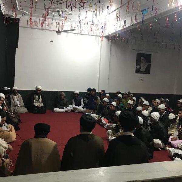Photo of Rep. of Grand Ayatollah Shirazi visits Islamic centers in India