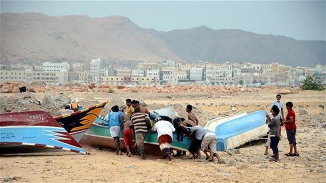 Photo of Fresh Saudi-led airstrikes kill 8 Yemeni fishermen near Hudaydah