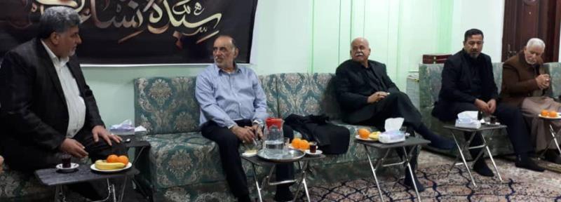 Photo of Distinguished figures from holy Karbala meet Sayyid Arif Nasrullah