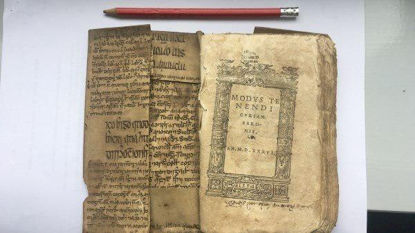 Photo of 15th-century manuscript reveals links between Ireland and Islamic world