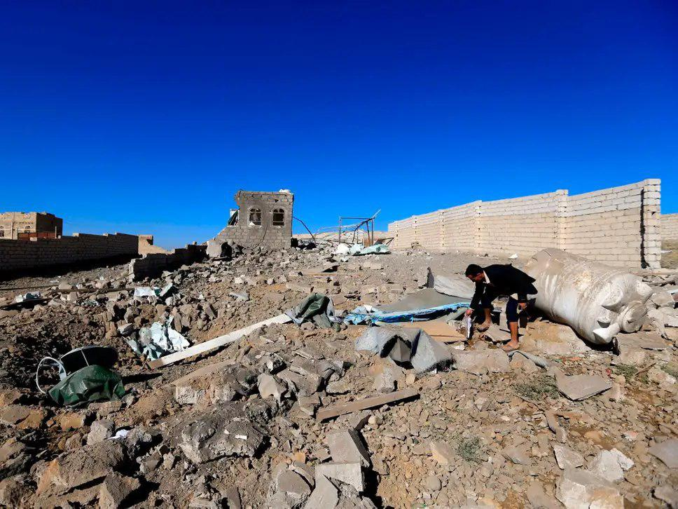 Photo of Almost 100 Yemen civilians killed or injured each week in 2018, UN says