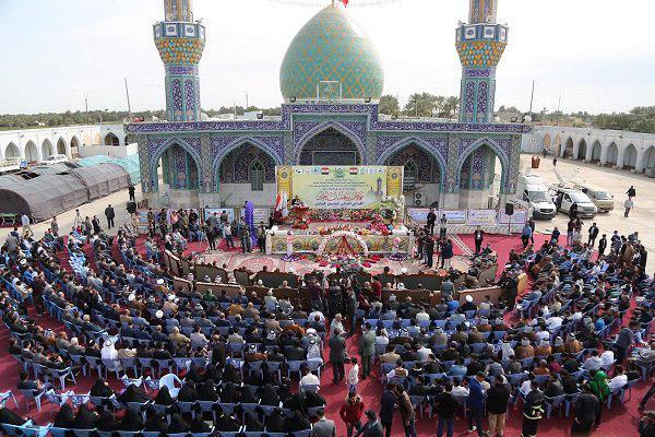 Photo of Quranic festival held in Iraq