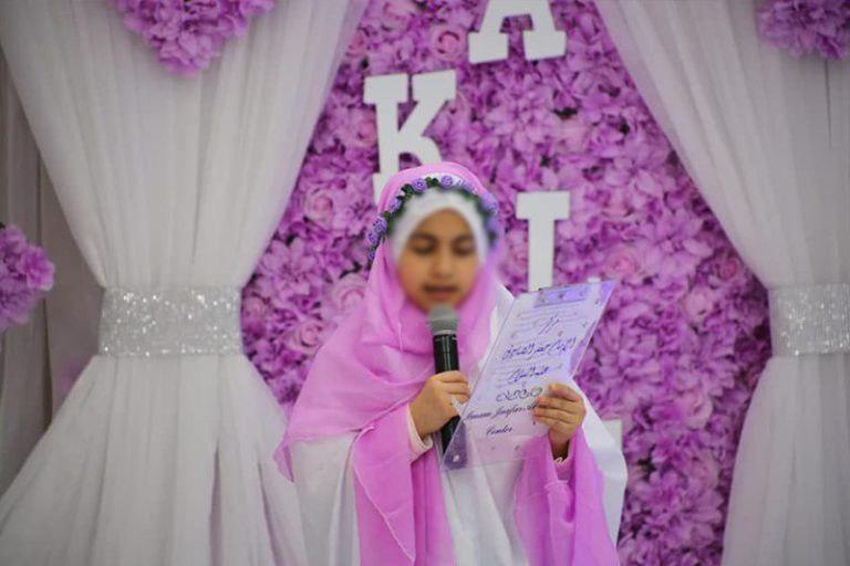 Photo of Imam Sadiq Center Holds Religious Courses for Teenage Girls in Michigan USA
