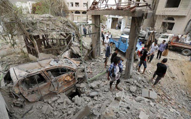 Photo of 20 women, one child killed in fresh Saudi airstrikes in Yemen