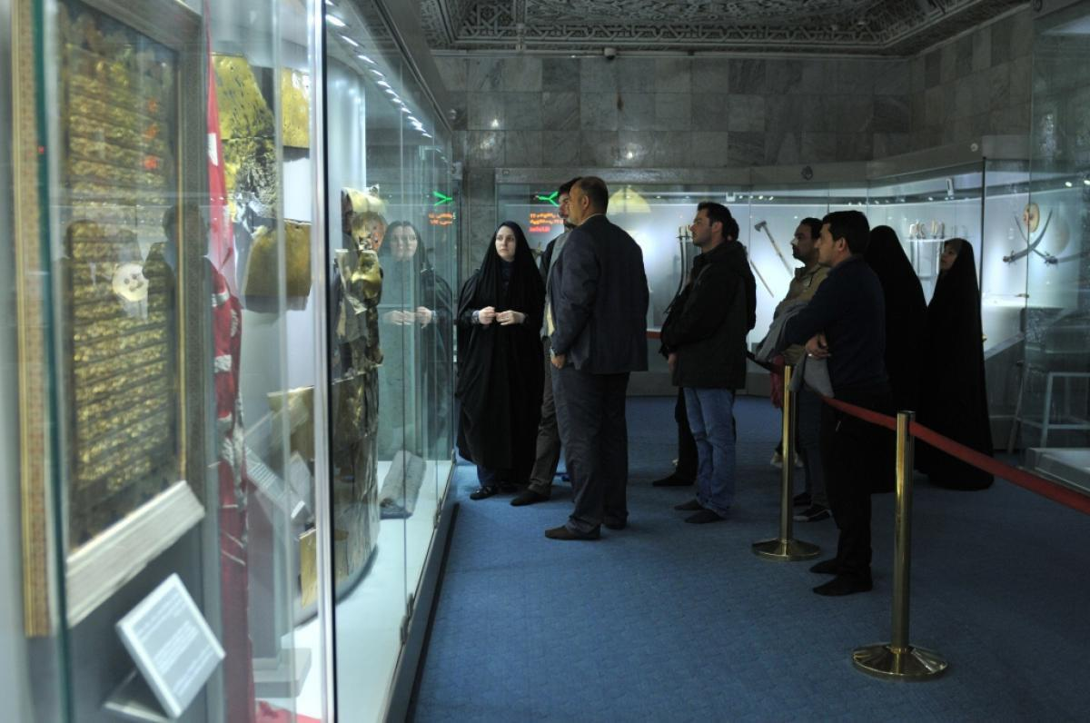 Photo of The Delegation of the European Union of the WALADU program visits the al-Kafeel Museum