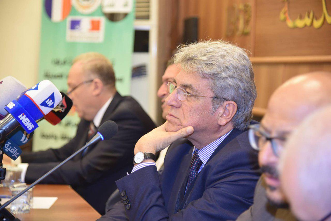 Photo of French Ambassador to Iraq: France supports Iraq's projects in all fields of life