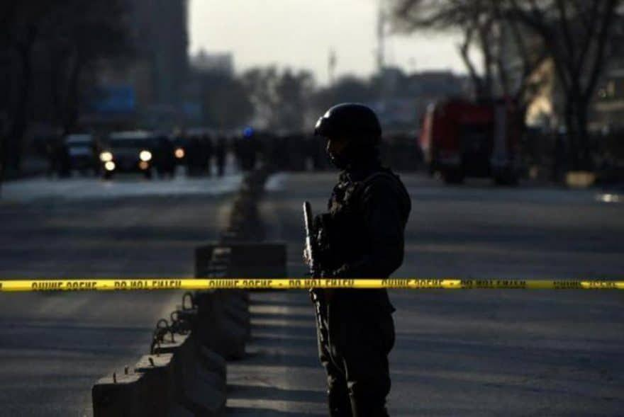 Photo of Nearly 30 people killed, wounded in back to back explosions in Kabul
