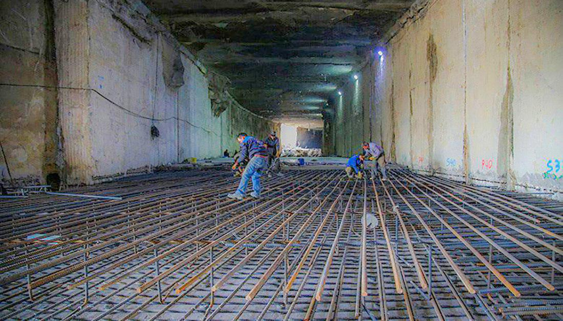 Photo of Tunnel to be in service to help pilgrims and service departments in Karbala