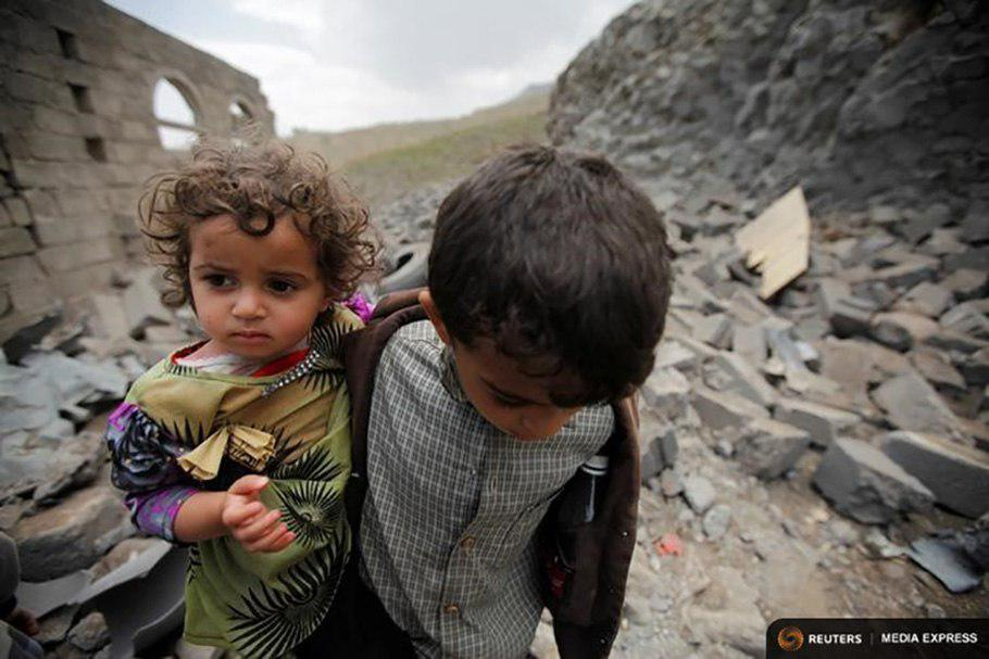 Photo of Millions displaced by four years of conflict in Yemen