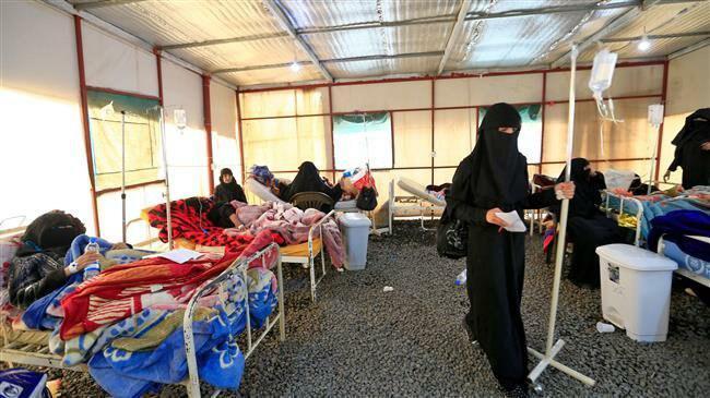 Photo of Yemen sees jump in suspected cholera cases in 2019: UN