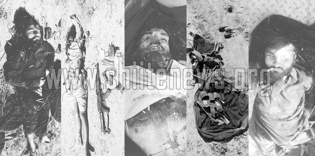 Photo of Two terrorists involved in Shia Killing gunned down in Di Khan, Pakistan