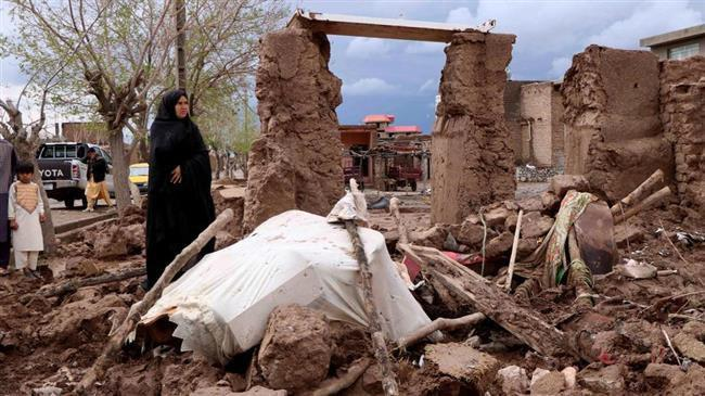 Photo of Afghanistan floods kill dozens, worsen already desperate situation