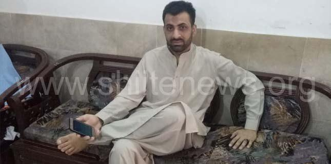 Photo of One Shia Muslim released and many subjected to enforced disappearance