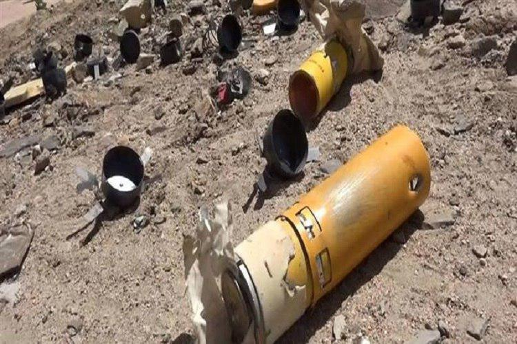 Photo of Two Yemeni children killed by remaining cluster bomb of Saudi aggression in Hodiedah