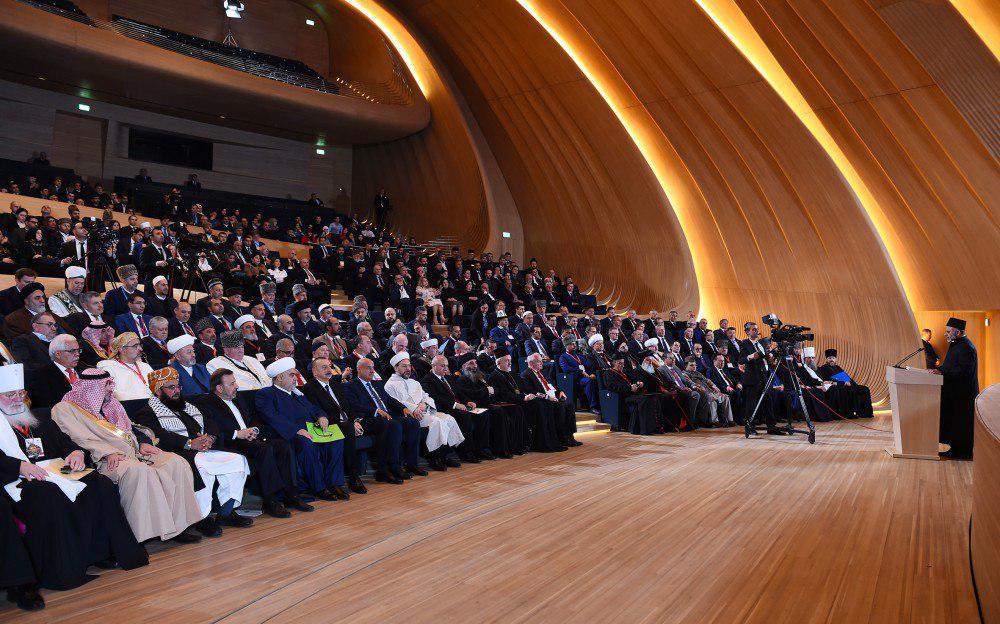Photo of Baku Conference to discuss interfaith dialogue, ending Islamophobia