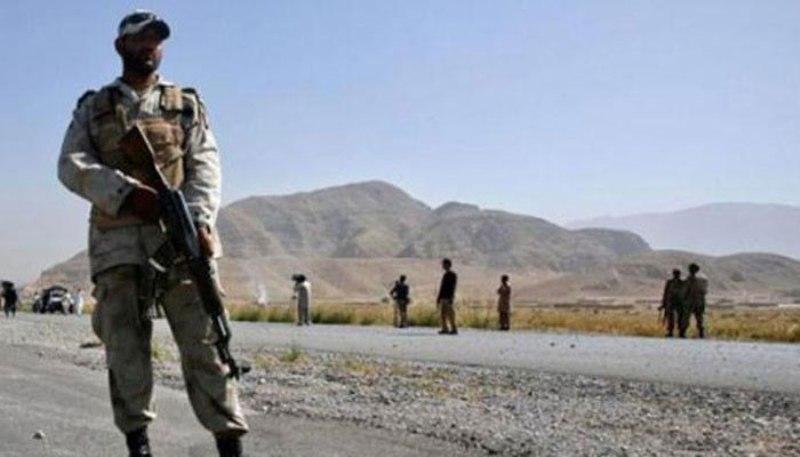 Photo of Five terrorists killed in Pakistan near Iran border