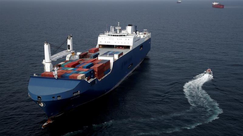 Photo of Saudi vessel leaves French coast without arms shipment