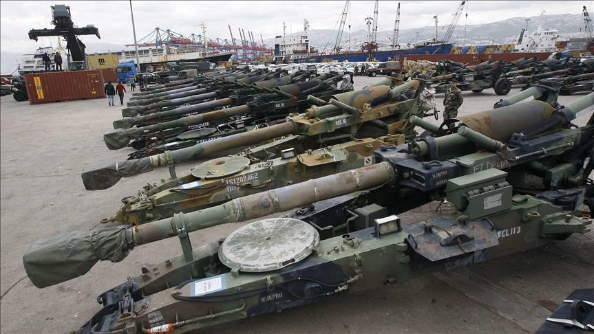 Photo of Saudi Arabia: The world's largest arms importer from 2014-2018