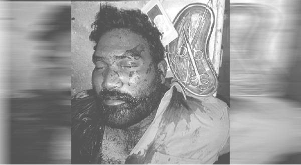 Photo of Shia Muslim shot martyred in D.I.Khan