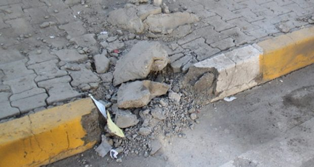 Photo of Bomb explosion in Tal Afar district kills and injures seven