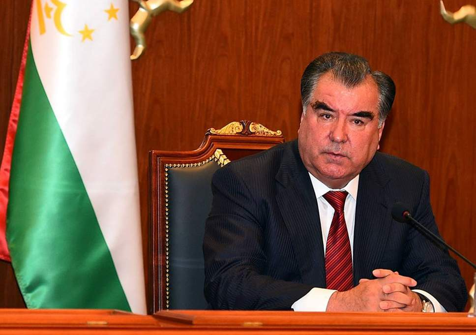 Photo of Tajikistan President: ISIS being shifted to Afghanistan to target central Asian nations