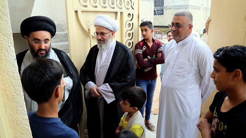 Photo of Om Abiha Institute runs housing project for needy in Holy Karbala