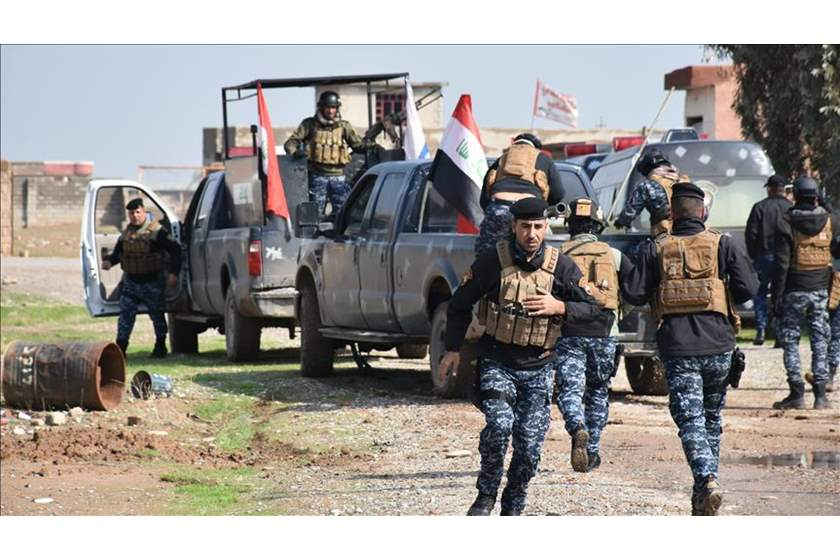 Photo of Ten terrorists killed, two vehicles destroyed in Iraq's Saladin province