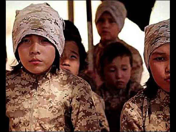 Photo of Iraq hands over 188 Turkish children of suspected ISIS members