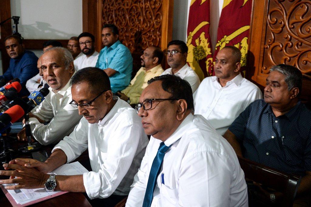 Photo of All nine of Sri Lanka's Muslim ministers resign, as bombing backlash intensifies