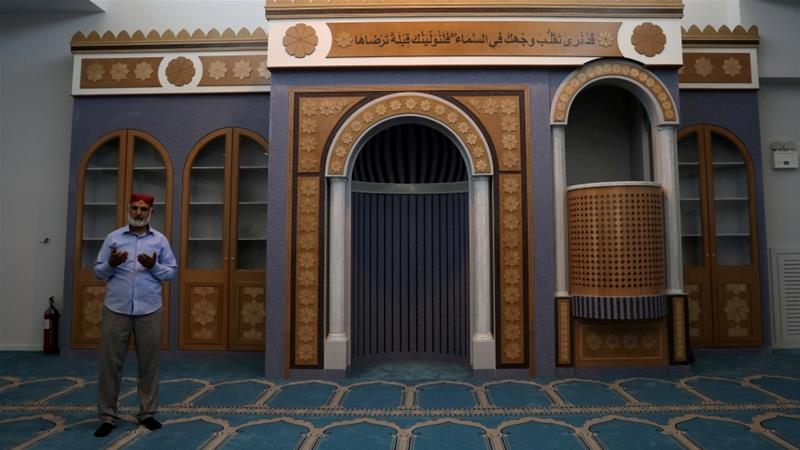 Photo of Greece: Athens mosque likely to open by September, official says