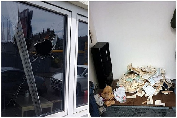 Photo of Mosques attacked, Quran desecrated in Germany