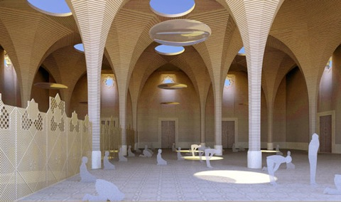 Photo of Europe's First Eco-friendly Mosque