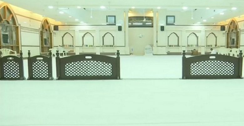 Photo of Hyderabad mosque opens doors for all communities